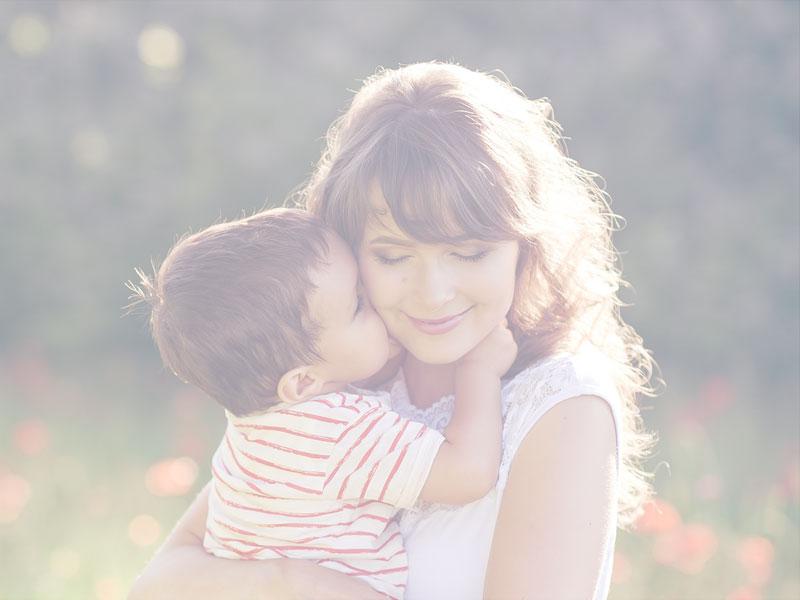 Mutter und Kind, Liebe, amo coaching
