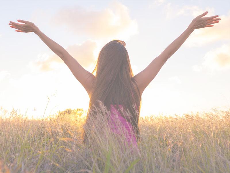 Freedom, selflove, inner peace
