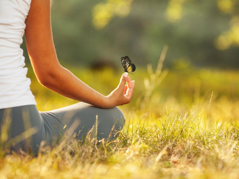 Meditation – innere Stärke