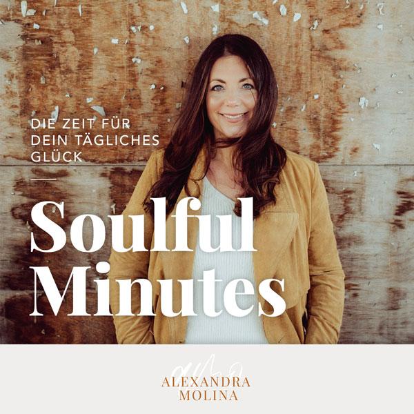 Buchcover Mehr leben, mehr lieben, mehr lachen von Alexandra Molina